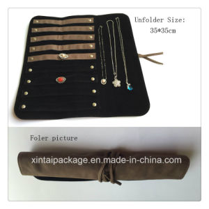 PU Roll up Bag for Jewelry and Gifts pictures & photos