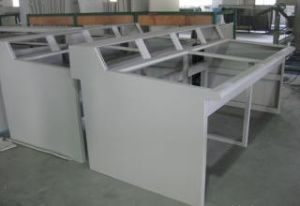 Sheet Metal Fabrication for Book Cabinet/Distribution Box/Platform (GL037) pictures & photos