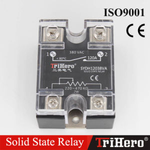 120A Potentiometer Controlled Solid State Relay pictures & photos