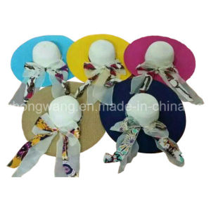 New Design Straw Hat, Summer Sports Baseball Cap pictures & photos