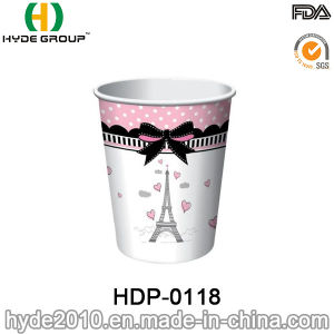 Recyclable Hot Drinking Disposable Single Wall Paper Cup (HDP-0118) pictures & photos