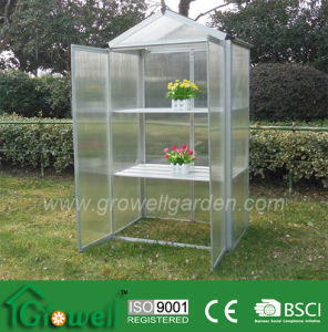 500*800*1450mm Mini Hobby Greenhouse with PC Panels and Aluminium Frames (MA325) pictures & photos