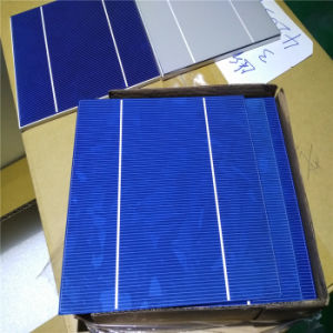Hight Quality and 17%-18% Transfer Efficiancy Solar Cells with Lost Price pictures & photos