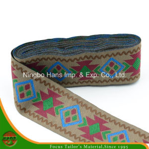 Polyester Trimming Lace Tape (HM-1519) pictures & photos