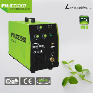 High Effeiency IGBT DC Inverter MIG Welding Machine (MIG-160A/180A/200A) pictures & photos