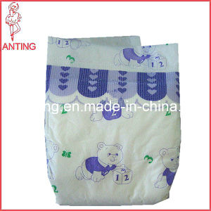 Cotton Backsheet Baby Diaper, Breathable Baby Diaper, Skincere Baby Products pictures & photos