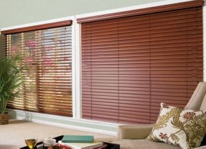 50mm Wooden Venetian Blinds Interior Decoration Jalousie pictures & photos