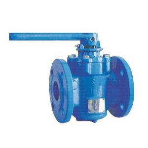 ANSI Double Eccentric Plug Valve with Flanged Ends (GX343X) pictures & photos