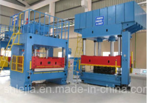 Four Column Hydraulic Press (YQ32) pictures & photos