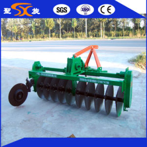 10 Discs Waterland Rotary Disc Harrow with Single Side Gearbox pictures & photos