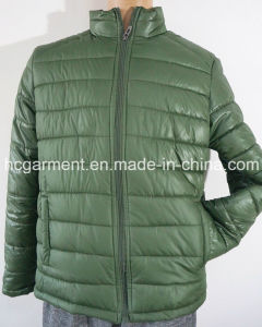 Down Winter Warm Casual Fleece Outwear Jacket for Man/Women pictures & photos