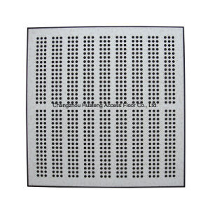17% 600*600 Steel Perforated Floor pictures & photos