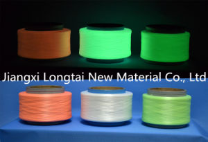 Luminous Polyester Yarn Glow in The Dark Yarn pictures & photos