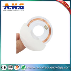 Absorbing Materials Programming Circle RFID MIFARE Key Tags pictures & photos