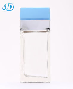 Ad-P1 Transparent Frosted Glass Perfume Bottle 100ml 50ml 25ml pictures & photos