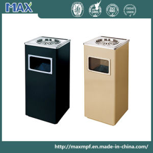 New Products High Quality Stainless Steel Garbage Ash Bin pictures & photos