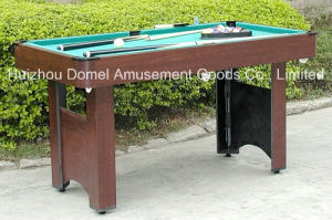 5ft Household Billiard Table (DBT5B17) pictures & photos