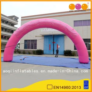 Outdoor En14960 Inflatable Exhibition Advertising Air Archway (AQ5335-2) pictures & photos