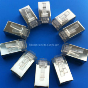 STP Shield Cat5e Connector RJ45 pictures & photos