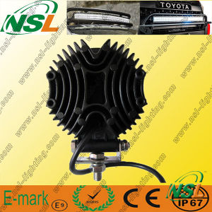 Car Accessories 27W Flood LED Work Lamp, 4*4 off Road Truck Light pictures & photos