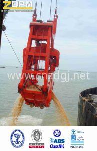 25ton Load Capacity Clamshell Mechanical Dredging Grab
