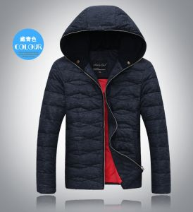 OEM China Manufacture High Quality Cotton Winter Coat for Man pictures & photos