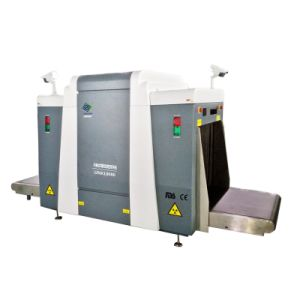 10080 X-ray Luggage Scanner in Compliance with FDA & CE