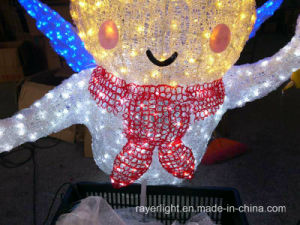 Lovely Animal LED Motif Lights Square Park Decoration pictures & photos