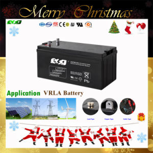 12V150ah VRLA Storage Battery for UPS and Solar