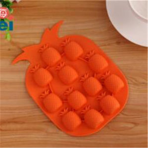 Eco-Friendly Fruit Shape Food Grade Silicone Ice Molds pictures & photos