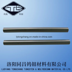 Ground, Polished Molybdenum Rod pictures & photos