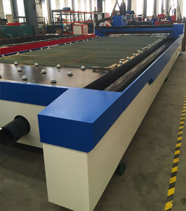 Whole Sale Fiber Metal Pipe Laser Cutting Machine pictures & photos