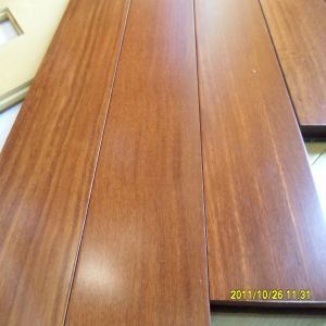 18mm Thickness Exotic Cumaru (Brazilian teak) Wood Floors pictures & photos