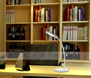 Ultra-Thin Lamp Base Touch Dimmer Table Lamp with Rechargeable Battery (LTB010) pictures & photos