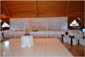 2015 Most Popular LED Starlit Floor for Party pictures & photos