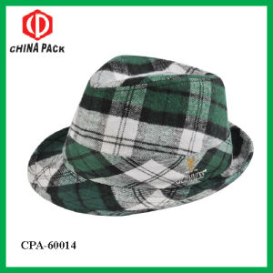 Fabric Fedora Hats for Promotional Gifts (CPA_60043) pictures & photos