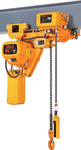2ton Electric Chain Hoist with Single Grinder pictures & photos