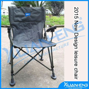 Outdoor Camp Sand Fishing Holiday Deluxe Foldable Beach Chair with Carry Bag pictures & photos