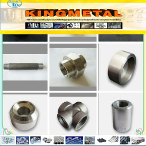 ASTM B16.9 High Pressure Forged Pipe Fitting pictures & photos