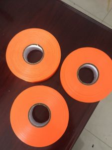PVC Banding Tape Warning Tape Supplier pictures & photos