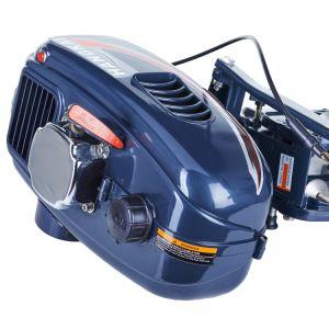 Hangkai Small 2 Stroke 3.5HP Boat Outboard Motor pictures & photos