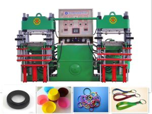 200t Rubber Silicone Vulcanizing Press Machine Made in China pictures & photos