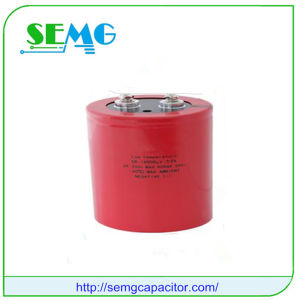 1500UF 450V High Voltage Aluminum Electrolytic Capacitor pictures & photos