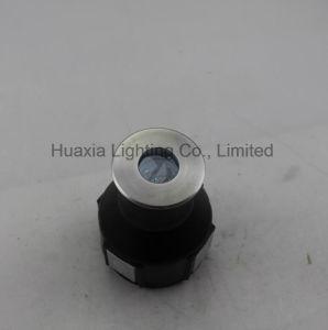 High Quality Hot Sale 1W IP67/IP68 LED Underground Light, Inground Light pictures & photos