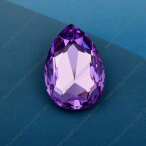 10*14mm Drop Fancy Stone Back Glass Crystals Jewelry Accessory Beads Dz-3003 pictures & photos