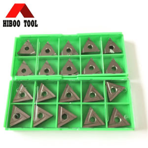 Wholesale Carbide Inserts for Steel, Cast Iron pictures & photos