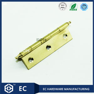 Crown Head Brass Hinge for Door and Window (HB006)