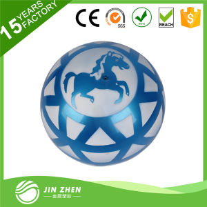 En71/Ce, Approval Colorful Smile Colorful Inflatable Ball Cheap Bouncy Ball pictures & photos