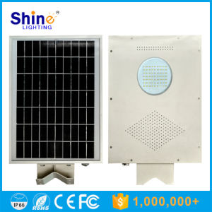 Durable Aluminum Integrated Solar Street Lights with IP65 pictures & photos