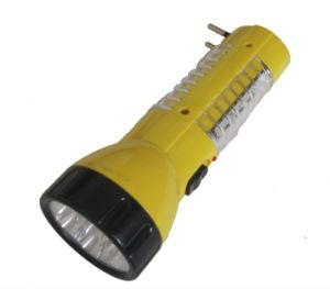 LED Rechargeable Flashlight (JK-1810) pictures & photos